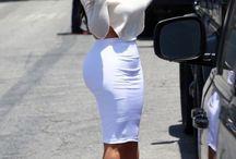 Dress booty