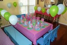 N Birthday Party / by Renee Burd