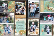 Project Life / A certain type of Scrapbooking using different size cards with pictures. / by Michele Fagerson Pentes