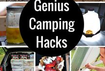 Camping Ideas, Campground Reviews, Hacks