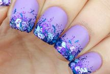 Nifty Nails / by Brittany Jayde Blackwell