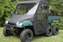 Polaris Ranger 500 700 XP 4x4 (2003-08)
