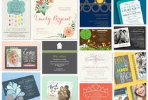 Invitations, Announcements & Stationery