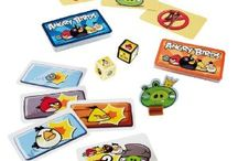 Angry Birds' products / Almost Everything branded with Angry Birds / Prawie wszystko obrandowane Angry Birds