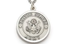 Military Medals & Dog Tags / Medals for heroes in U.S.A. Armed Forces