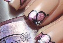 Makeup & Nails / hair_beauty / by Laura Lopez