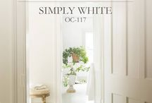 Benjamin Moore Color of the Year 2016 Simply White