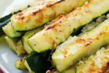 Parmesan og grønt