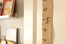 burlap board / by One Stitch Designs