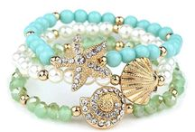 Sea Life Jewelry / by Laurie F