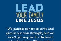 Lead Your Family Like Jesus / Bookstore shelves are lined with self-help guides that tout sure-fire ways to improve family life. But there's only one truly effective parenting plan---God's! Offering practical pointers, the authors show you how to follow Jesus as servant leaders; model integrity, love, grace, self-sacrifice, and forgiveness; and more. Includes a downloadable parenting guide. 272 pages, hardcover from Tyndale. http://bit.ly/XQfOmp