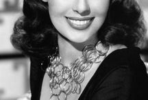 Loretta Young beauty