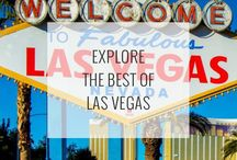 Las Vegas Attractions / The best things to do, see, and explore when traveling to Las Vegas, Nevada! See them all: http://www.ruebarue.com/las-vegas