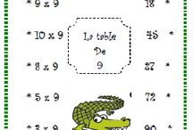 School élèm multiplication