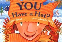 Hats / Perfect Picture Books with Hats. Clicking the cover image twice will bring you to the book review and resources for its use at home and in the classroom.  If you're looking for a specific title, please see the alphabetical list here: http://susannahill.blogspot.com/p/perfect-picture-books.html