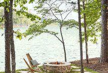 Summer Fun in Lake Martin, Alabama