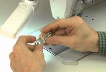 Технологии шитья