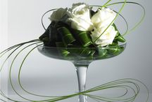 Blomster og bordpynt