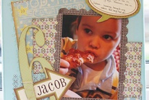 Crafts | Scrapbooking / Scrapbook Page Inspiration