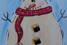 Schneemänner / Snowmen
