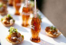 Fun Wedding Food / by Mon Cheri