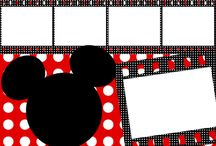 clip art- frames Disney / by Darla Williams