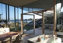 Coast cabins / cabins architecture