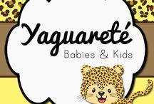 Yaguareté Etsy Shop / Handmade cute things for Babies & Kids