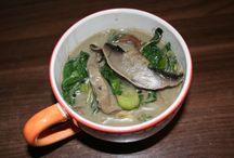 Soepen / Lekker & Gezonde soepen om door jou thuis te proberen!