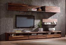 Bibliotecas-librerias-muebles tv