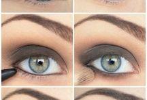 Make-up  / by Ariel Brown
