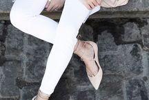 What I Want to Wear :: White Denim