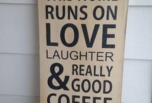 Coffee Fun / by Lisa Royer