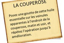 veines . couperose