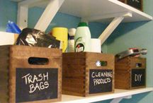 Storage solutions ideas