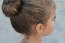 coiffure mariage enfants