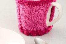 Patterns / Cup cosy