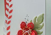 Stamps / Botanical blooms