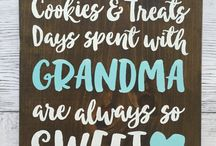 Grandparents signs