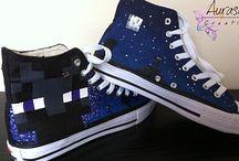 shoe customizing