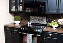 kitchen remodel / by Elissa Pearson
