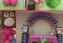 palloncini animali vari