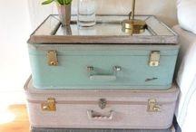 vintage furniture/decoration