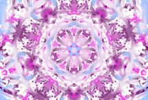 Kaleidoscopes and Mandalas