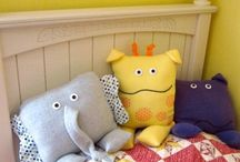 Sewing Bee / Easy sewing crafts for children!  Get your machine out!
