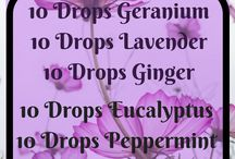 DIY Essential Oils for Beauty & Wellbeing