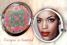 COMPACT MAKE-UP MIRROR CASES