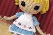 oblíbené / pletení a háčkování