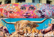 #AddColourtoLives / by Park Inn by Radisson