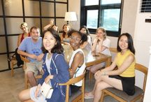 Internship and Volunteer in Korea with As Home Language Cafe and Hostel